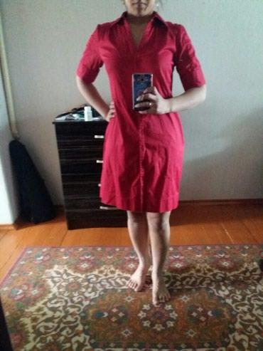 Платья-рубашки, красная H&M в Бишкек