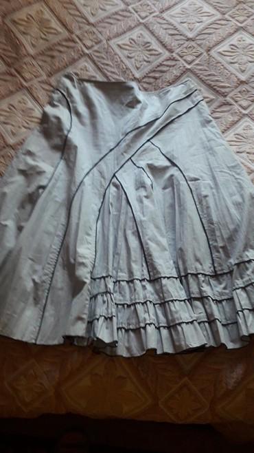 qizlar-uecuen-sifon-tklr - Azərbaycan: Женская юбка в хорошем состоянии