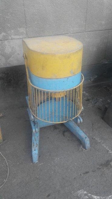 1.Миксер на 35 литров. Дастановский. -55 000 в Бишкек