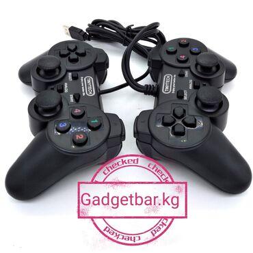 компак ноутбук в Кыргызстан: Usb-контроллер double shock twin для пк / ноутбука - игровой джойстик