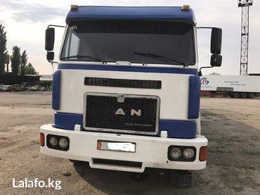 Продаю man командор 26. 321 с прицепом, 1996 в Бишкек