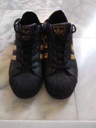 Adidas superstar παπούτσια καινούργια φορεμένα μια φορά νούμερο 44 σε Αθήνα