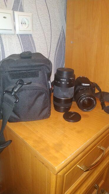 фотоаппарат canon eos 650 d в Кыргызстан: ПродамCanon EOS 600DСостояние идеальноеВ комплекте сумка, доп-й