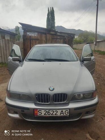 Транспорт - Григорьевка: BMW 520 2 л. 1987