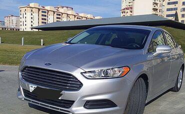 Ford Fusion 1.6 l. 2014 | 120000 km
