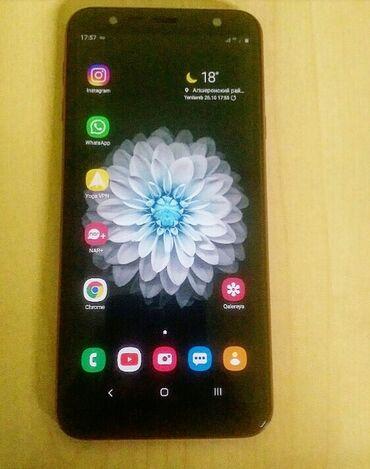 Telefonlar samsung - Azərbaycan: -Samsung J4 Plus satılır.-Heç bir problemi
