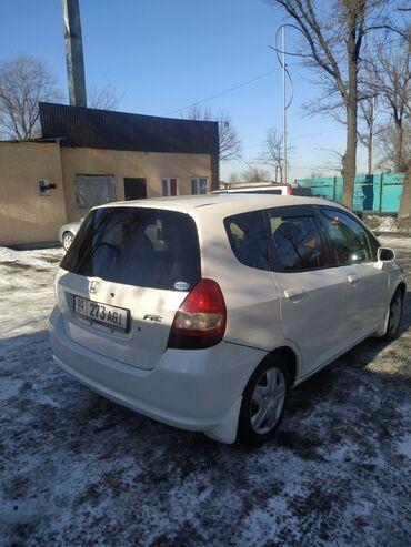 Продажа бензовоз - Кыргызстан: Honda Fit 1.3 л. 2003 | 170000 км