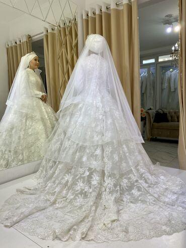 свадебные платья in Кыргызстан   КОНДИТЕРСКИЕ ИЗДЕЛИЯ, СЛАДОСТИ: Свадебные платья на прокат и на продажу
