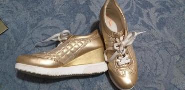 1689 oglasa | ŽENSKA OBUĆA: Malo koriscene 40 broj mnogo lepo stoje Poklon uz njih papuce za leto
