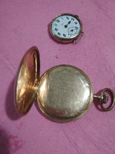 Антикварные часы в Кыргызстан: Золотые