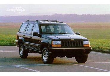 Запчасти на jeep zj xj cherokee чероки джип