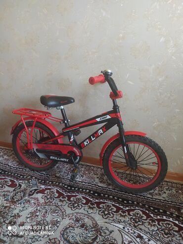 велосипеды для малышей в Кыргызстан: Продаётся велосипед для мальчика до 15 лет состояние очличные почти