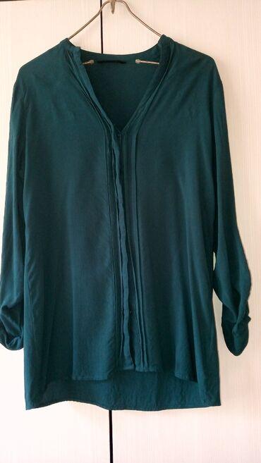 Продаю рубашу женскую.размер xl.состояние новое .длина рукава