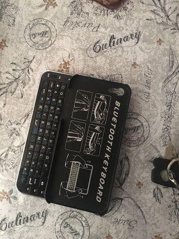 aifon 5se в Кыргызстан: Чехол-клавиатура для iphone 5/5s/5seРаботает по Bluetooth В идеальном