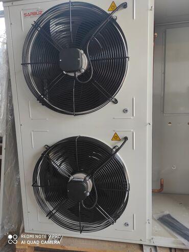 вентилятор бишкек in Кыргызстан | ДРУГИЕ СПЕЦИАЛЬНОСТИ: Вентиляторы осевые для холодильных испарителей и конденсаторов, новые
