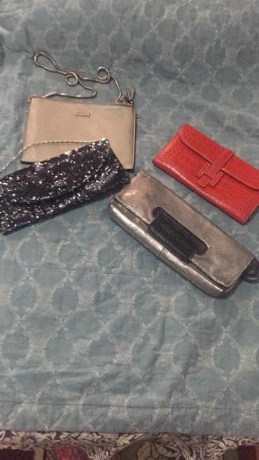 сумки разные в Кыргызстан: Сумки, клачи разные размеры в очень хорошем состоянии. Какие то даже