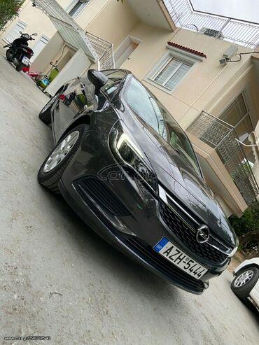 Opel Astra 1.6 l. 2016   52100 km