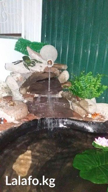 Насос для фонтана  750 л/ч. также в в Бишкек