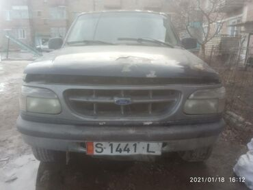 Ford 3 л. 1992