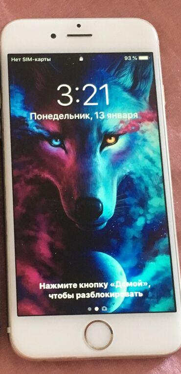 iphone 5 gold - Azərbaycan: Təmir edilmiş iPhone 6 16 GB Qızılı