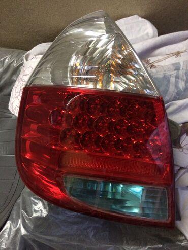 Автозапчасти - Шопоков: Задний фонарь Хонда Фит рестайлинг. Только левый