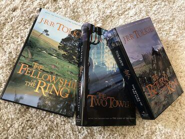 10152 объявлений | КНИГИ, ЖУРНАЛЫ, CD, DVD: «Властелин колец» (The Lord of the Rings) Оригинал. Трёхтомник на англ