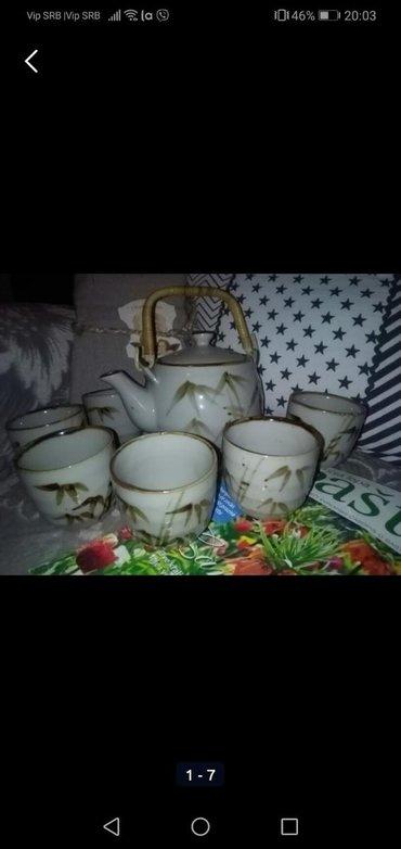 Kuhinjski setovi | Sombor: Komplet za čaj