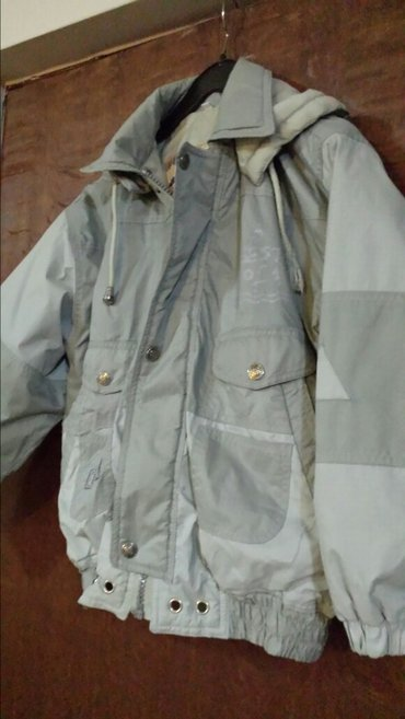 Zimska jakna,sa kapuljačom, malo nošena, bez oštećenja veličina - Velika Plana