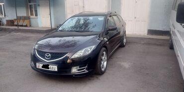Mazda 6 2 л. 2008   180000 км