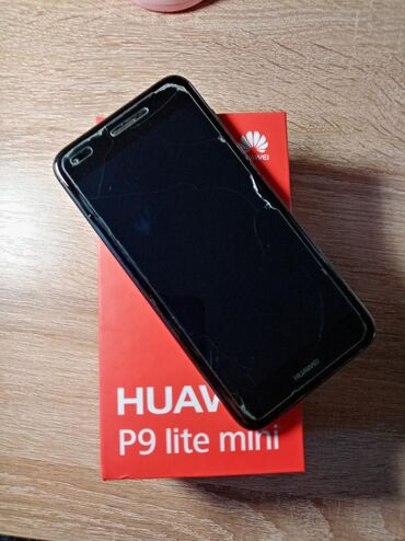 Huawei-p9-lite - Srbija: Telefon u odličnom stanju. Razbijeno zaštitno staklo. Ekran je čitav