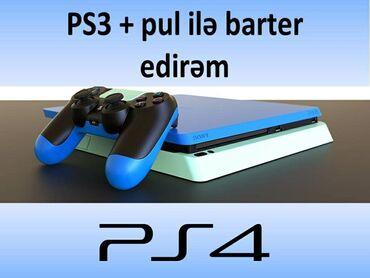 gta - Azərbaycan: PlayStation 4 slim500GB. 1 original joystiklə. əlavə joystik 70
