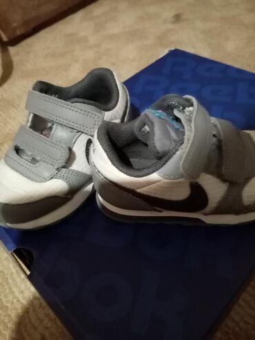 Dečija odeća i obuća | Zrenjanin: Patike Nike br 22, stanje kao na slikama, cena 800