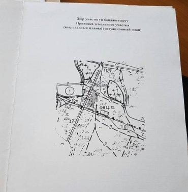Продаю земельный участок 25 соток, с. Орто-Сай, красная книга, удобное в Бишкек