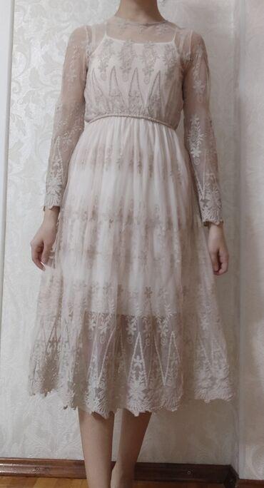вечернее нарядное платье в Кыргызстан: Очень красивое темно розовое нарядное платье Надевали 1 раз
