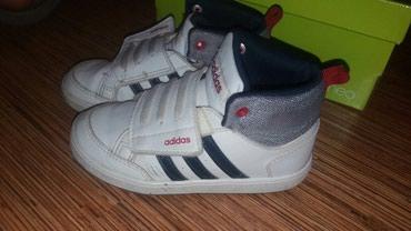 Adidas patike, u odlicnom stanju br.27 Vrlo kratko nosene. - Krusevac