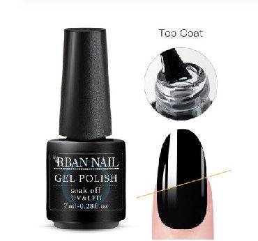 Personalni proizvodi | Zajecar: RBAN Top coat za nokte 7ml
