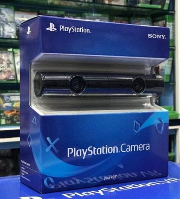 Bakı şəhərində Sony playstation ucun kamera satilir .teze upokovkada