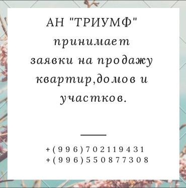 """Агентство недвижимости """"Триумф"""" в Бишкек"""