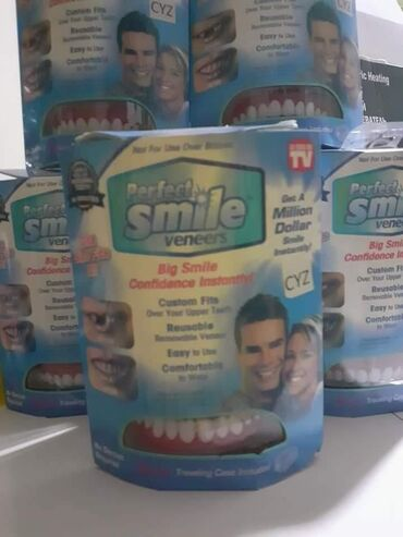 Ostalo - Arandjelovac: Perfekt smile gornja vilicaodlicni su za slikanje,lako se