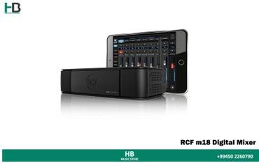 """Bakı şəhərində """"RCF M18"""" Digital Mixer"""