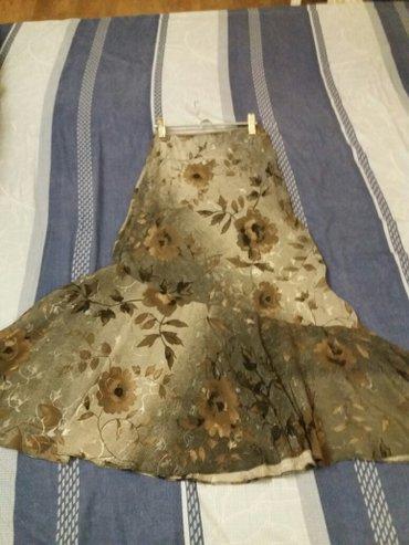 Стильная юбка в стиле гаде размер-46-44. в Бишкек