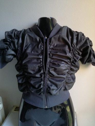 Top jaknica+poklon brus prelep,siva,nova,broj 38,100%pamuk - Belgrade