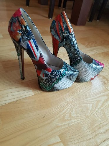 Ženska obuća   Sremska Mitrovica: Cipele 37 broj