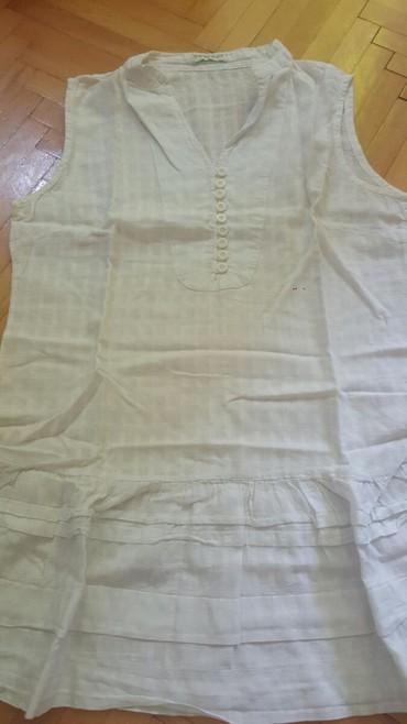 Bela bluza ima karnere vel.m/l - Pozarevac