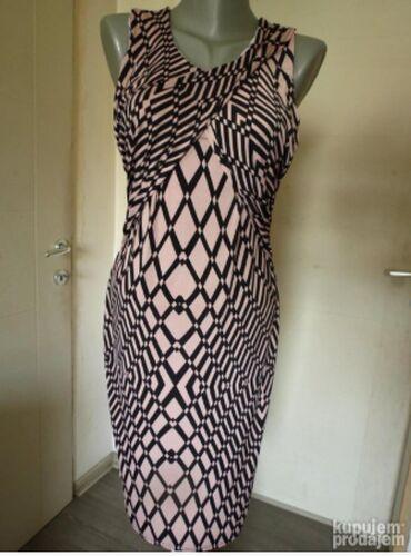 Duks haljina - Kraljevo: Haljina uz telo S/M Tegljiva, letnja, poliester, ne guzva se, savrseno