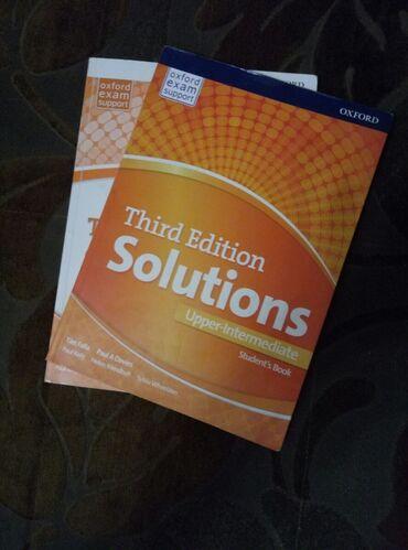 samsung ativ book в Кыргызстан: Учебник по английскому языкуSolutions Upper-Intermediate. Third