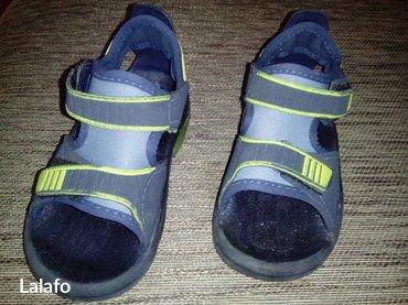 Posture x bra c - Srbija: Sandale broj 22/33 bra gaziste 13 cm kao nove