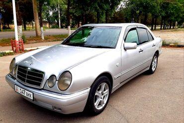 Транспорт - Кыргызстан: Mercedes-Benz E 320 3.2 л. 1996