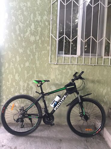 Велосипед от компании Philips. 27 скоростей. Небольшой торг