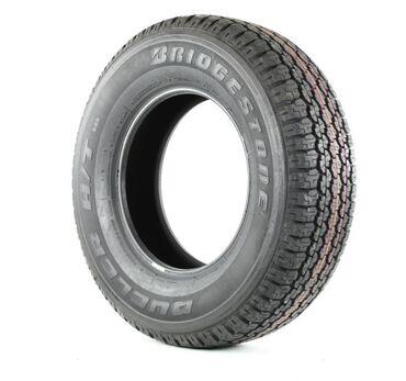 диски на авто на 15 в Кыргызстан: Зимняя резина Bridgestone DUELER H/T из Японии,4 шт.225/80